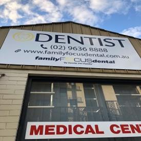 FAMILY FOCUS DENTAL