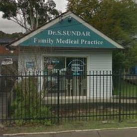 Dr Sundaram Sundar - General Practitioner