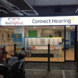 Connect Hearing & Your Optical