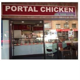 Portal Chicken