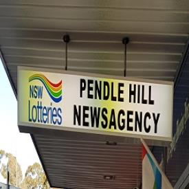 Pendle Hill news agency