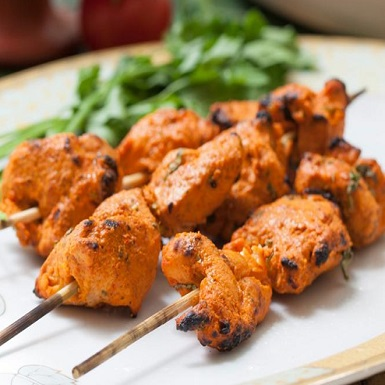 Chicken Tikka (4pcs)