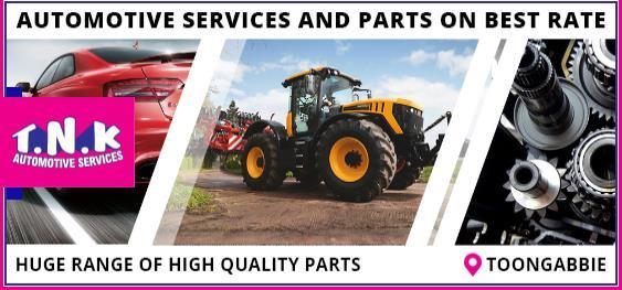 TNK automotive service has high quality parts at best rates